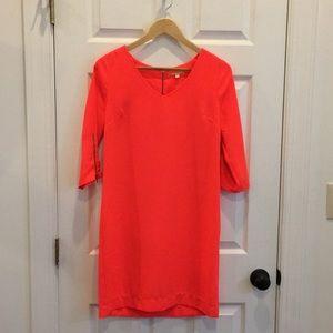 Gianni Bini Neon Coral Dress